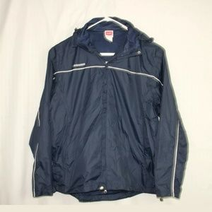 Rawlings windbreaker full zip baseball jacket XL